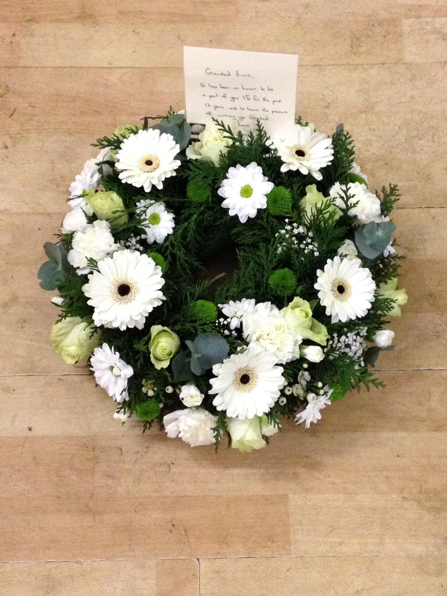 Funeral flowers newcastle jeanne marie florist newcastle funeral flowers by jeanne marie newcastle izmirmasajfo